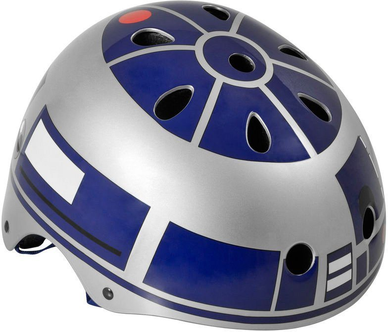powerslide helm f r jungen star wars helmet r2d2 online kaufen otto. Black Bedroom Furniture Sets. Home Design Ideas