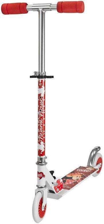 Powerslide Roller für Mädchen, »Minnie Mouse Scooter 125 mm«