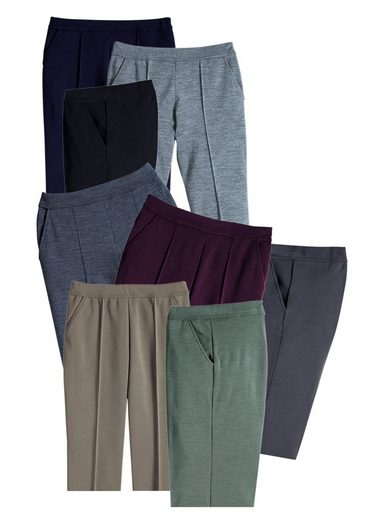 Schneider Leisure Trousers From Jersey