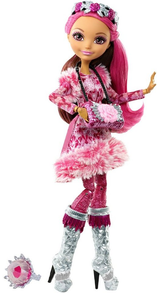 Mattel, Puppe, »Ever After High, Ewiger Winter, Briar Beauty«