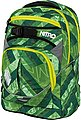 NITRO Schulrucksack »Superhero Wicked Green«, mit gratis Pencil Case & Duffle Bag, Bild 1