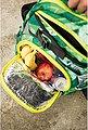 NITRO Schulrucksack »Superhero Wicked Green«, mit gratis Pencil Case & Duffle Bag, Bild 17