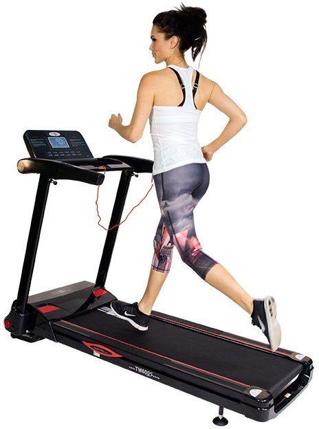 Christopeit Sport® Laufband, komplett vormontiert, »TM 600S«