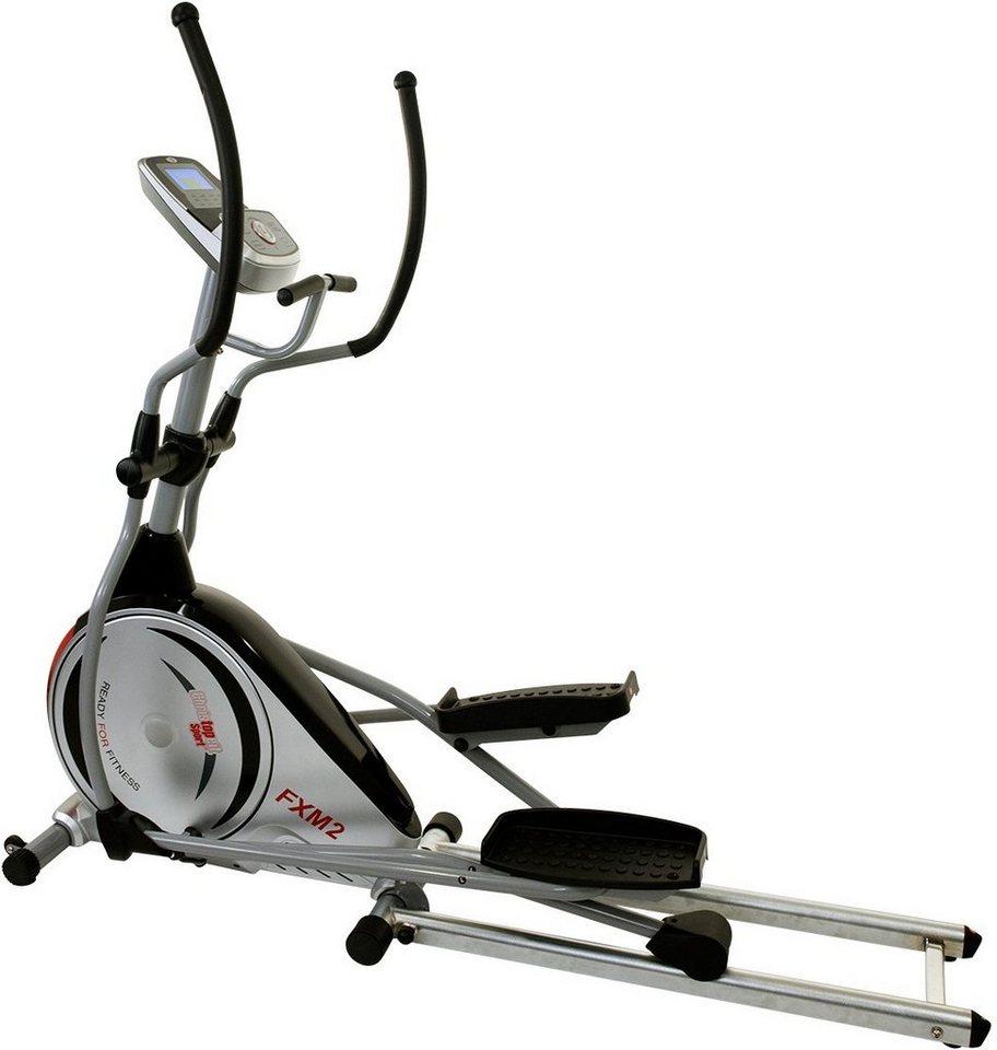 christopeit sport crosstrainer ergometer fxm 2 otto. Black Bedroom Furniture Sets. Home Design Ideas