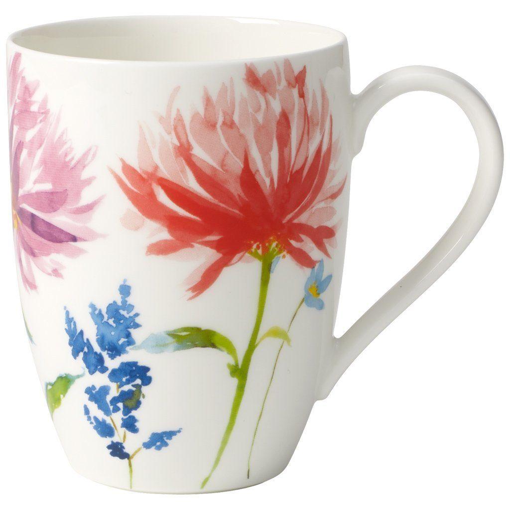 VILLEROY & BOCH Becher mit Henkel »Anmut Flowers«