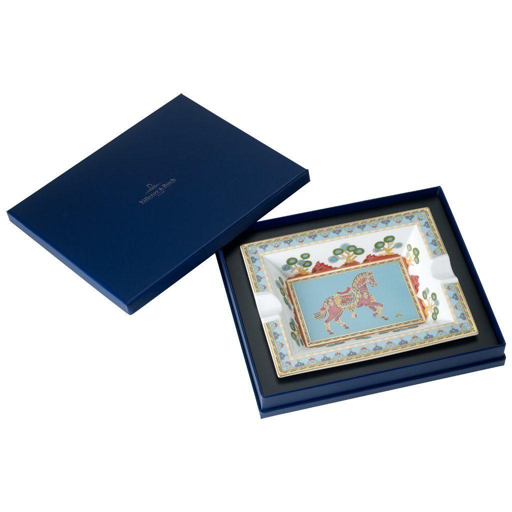 Villeroy & Boch Ascher 17x21cm »Samarkand Aquamarin«