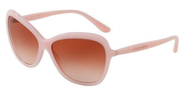 DOLCE & GABBANA Dolce & Gabbana Damen Sonnenbrille » DG4297«, grau, 30906V - grau/silber