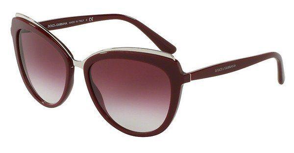 DOLCE & GABBANA Dolce & Gabbana Damen Sonnenbrille » DG4304«, rot, 30918H - rot/lila