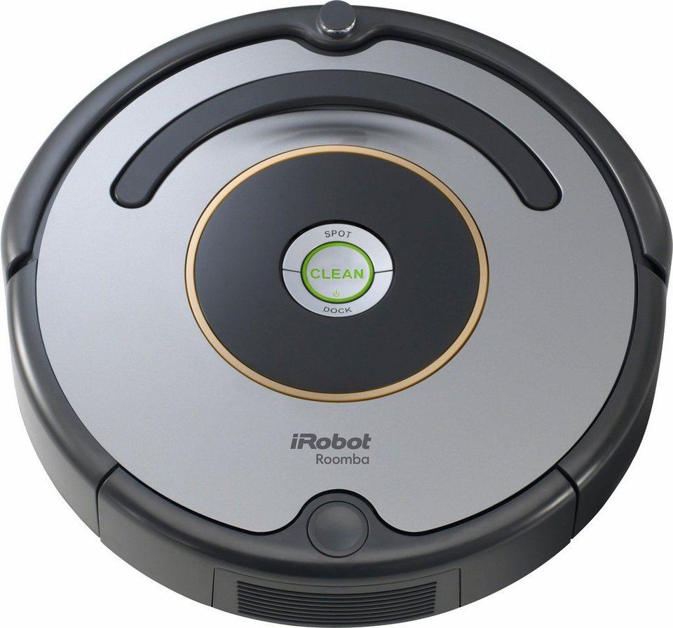 iRobot Saugroboter Roomba 616 in silber
