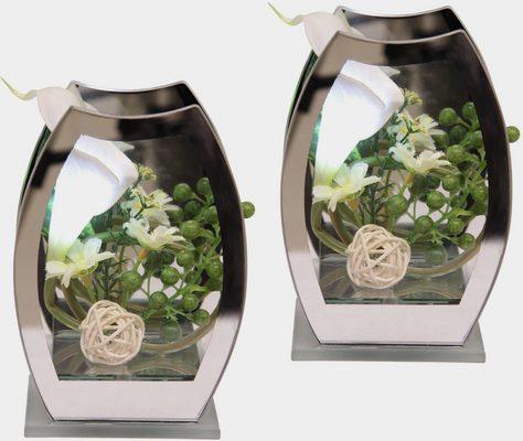 Kunstpflanze »LED-Calla« Calla, Höhe 15 cm