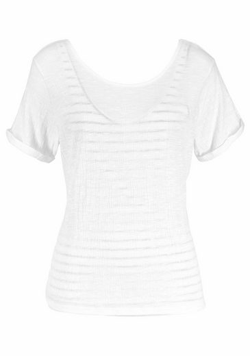 Garcia T-shirt, Two In One Optik