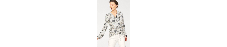 Laura Scott Print-Shirt, mit Glitzerdetails