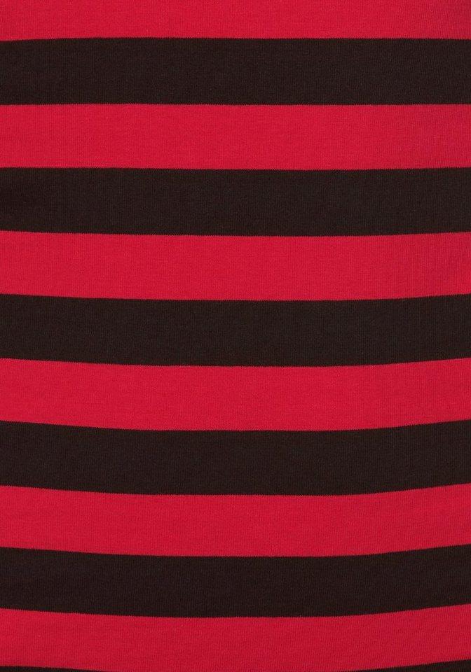AJC Jerseykleid, im Streifen-Look