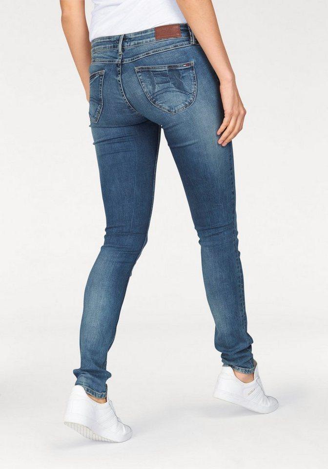 Hilfiger Denim Skinny-fit-Jeans »Sophie« in royalblau