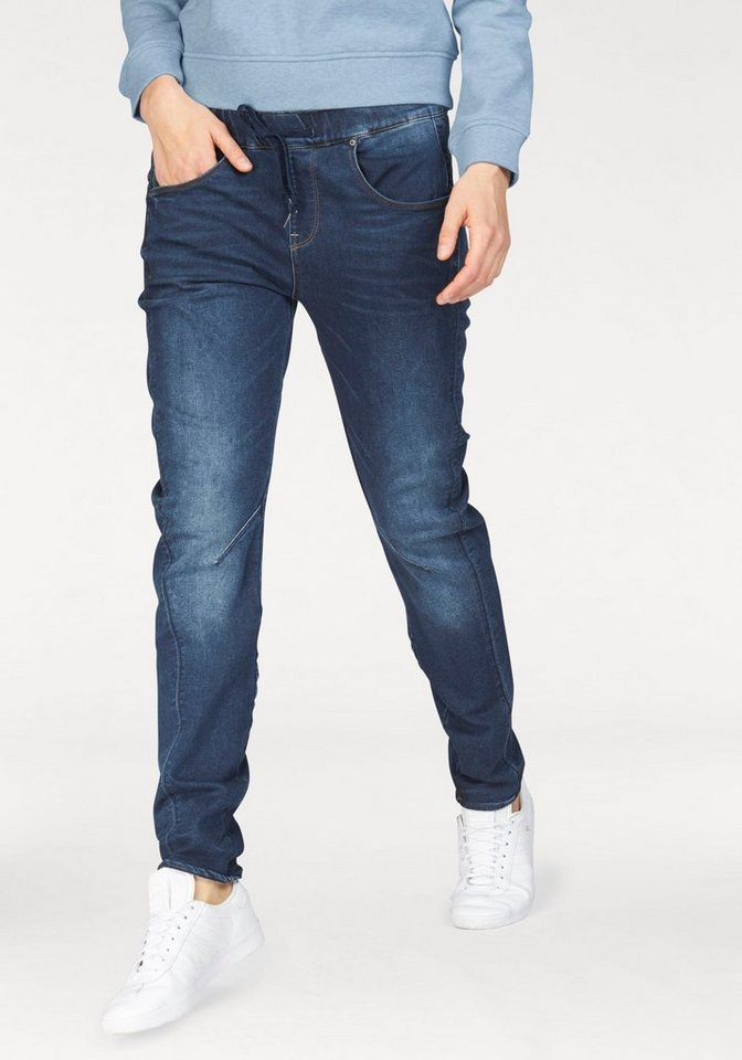 Lockere jeans hose