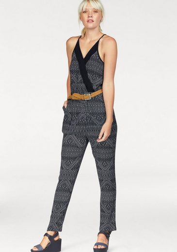 Pepe Jeans Overall ISABELLA, mit Ethno-Print