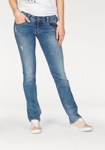 Hilfiger Denim Straight-Jeans Viola