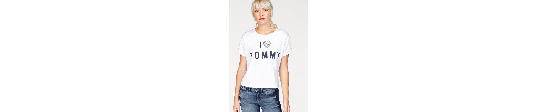 Hilfiger Denim T-Shirt, mit Logo-Print