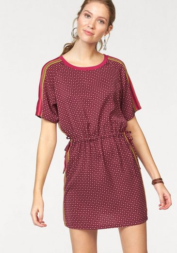 Scotch & Soda Blusenkleid, im trendy Krawatten-Alloverprint