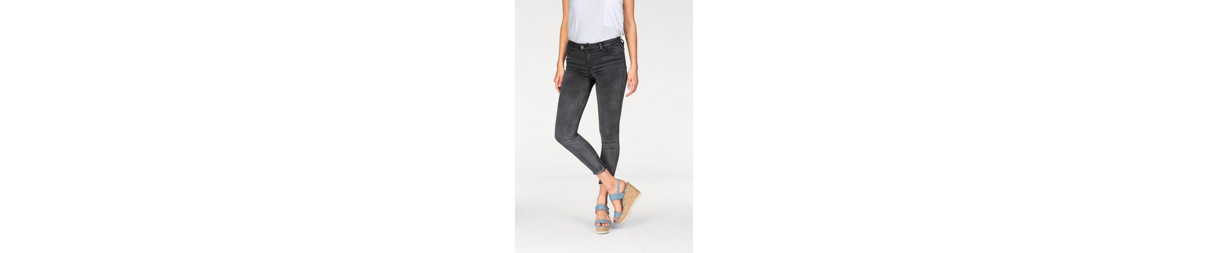 Replay Skinny-fit-Jeans TOUCH Crop, mit Stretch