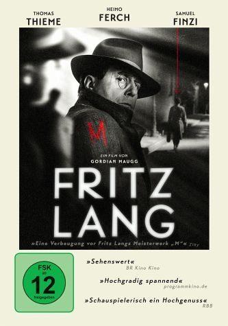 DVD »Fritz Lang«