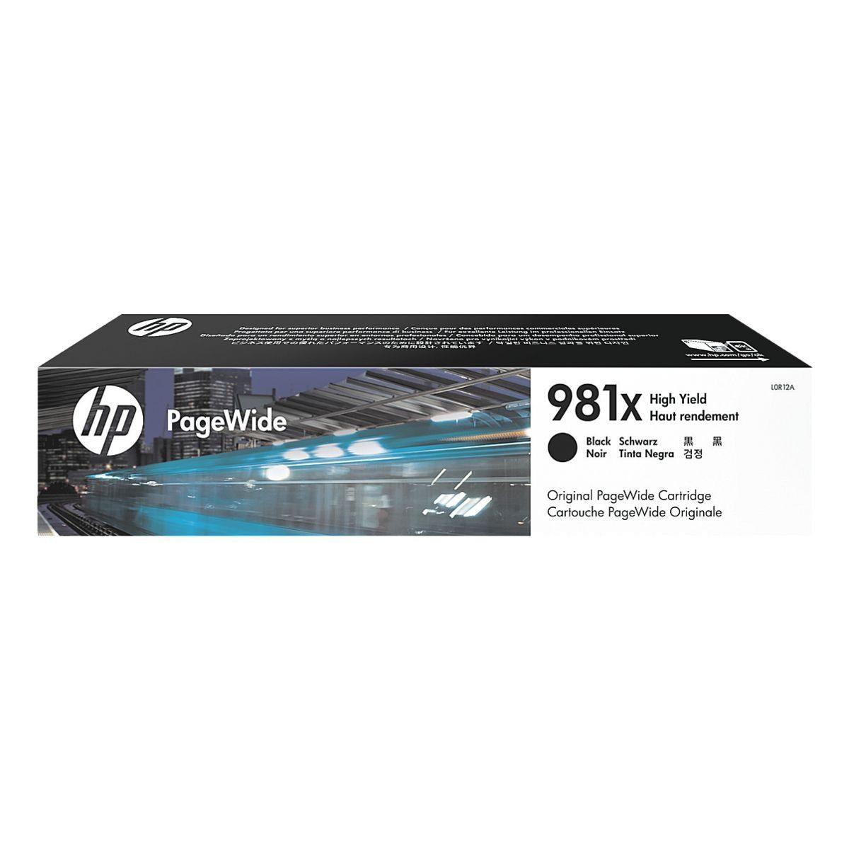 HP Druckkassette HP 981X »HP L0R12A«