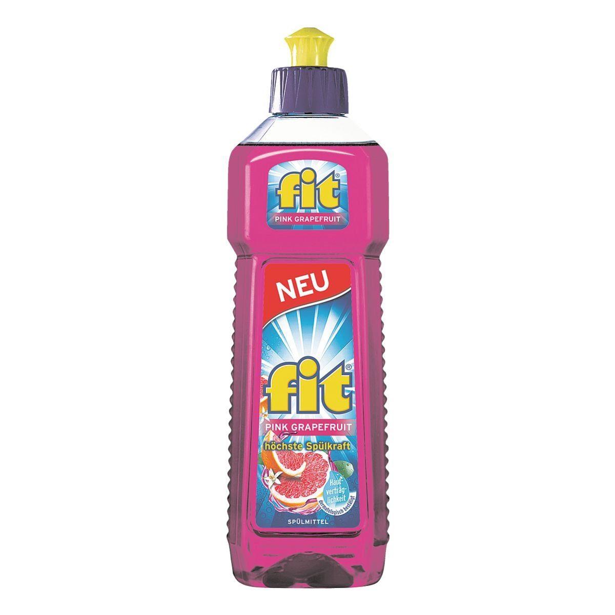 FIT GRUENEKRAFT Geschirrspülmittel »Pink Grapefruit«