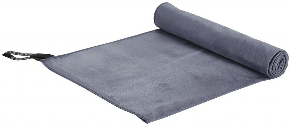 Cocoon Reisehandtuch »Microfiber Towel Ultralight Medium« in grau