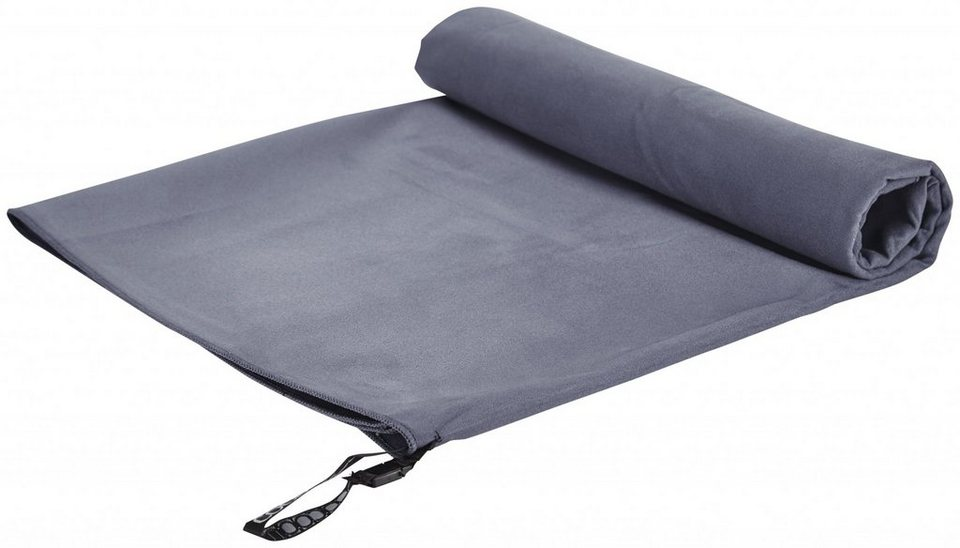 Cocoon Reisehandtuch »Microfiber Towel Ultralight X-Large« in grau