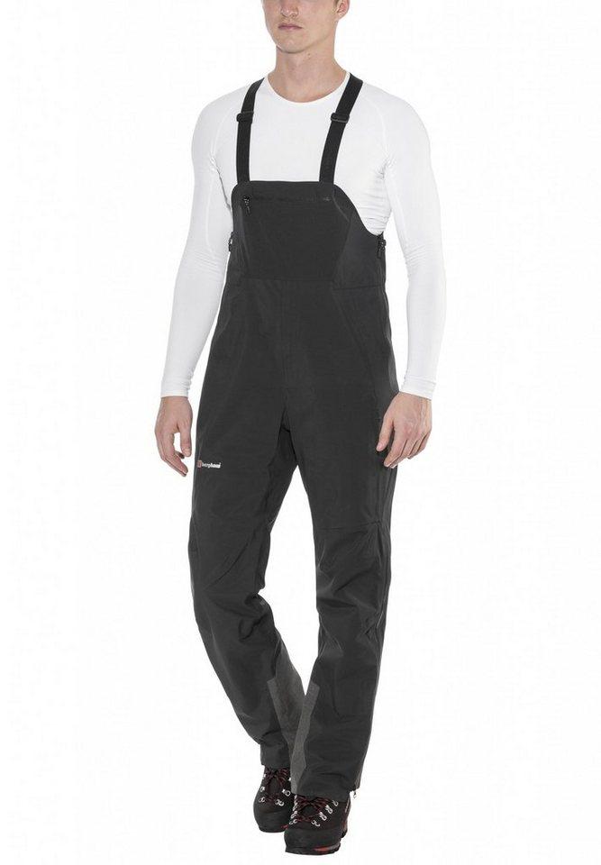 Berghaus Outdoorhose »Extrem 8000 Pro Bib Pant Men« in schwarz