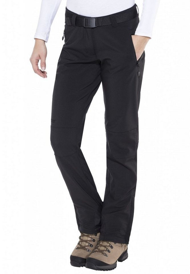 Maier Sports Outdoorhose »Tech Softshell Hose Damen« in schwarz