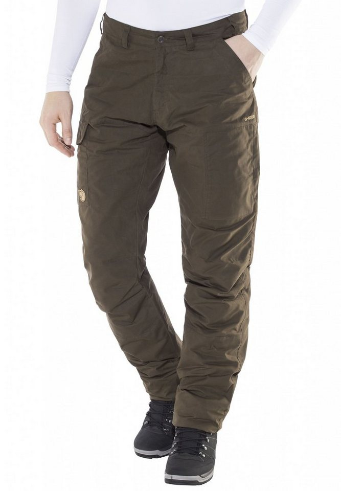 Fjällräven Outdoorhose »Karl Pro Hydratic Trousers Men« in oliv