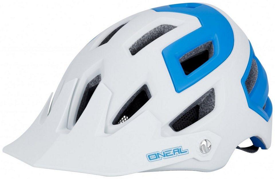 O'NEAL Fahrradhelm »Pike Helmet« in weiß