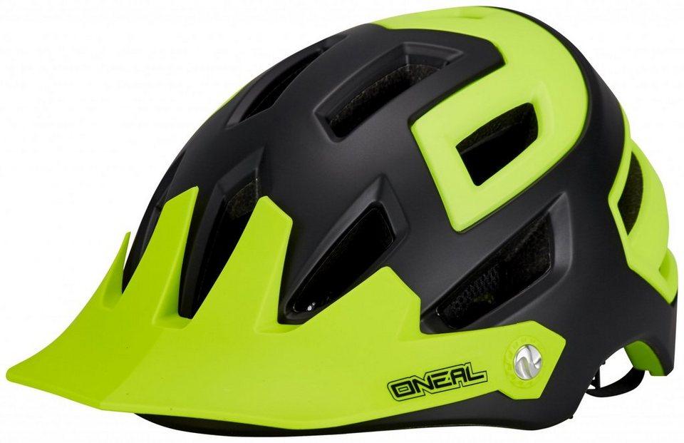 O'NEAL Fahrradhelm »Pike Helmet« in schwarz