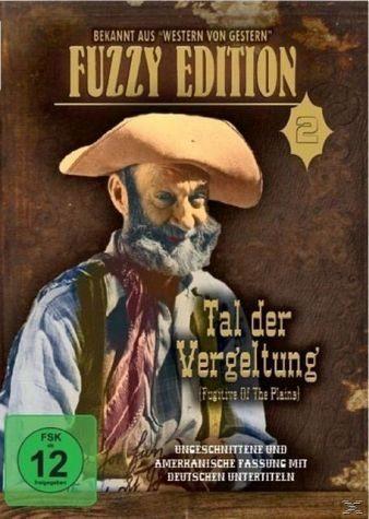 DVD »Fuzzy - Tal der Vergeltung«