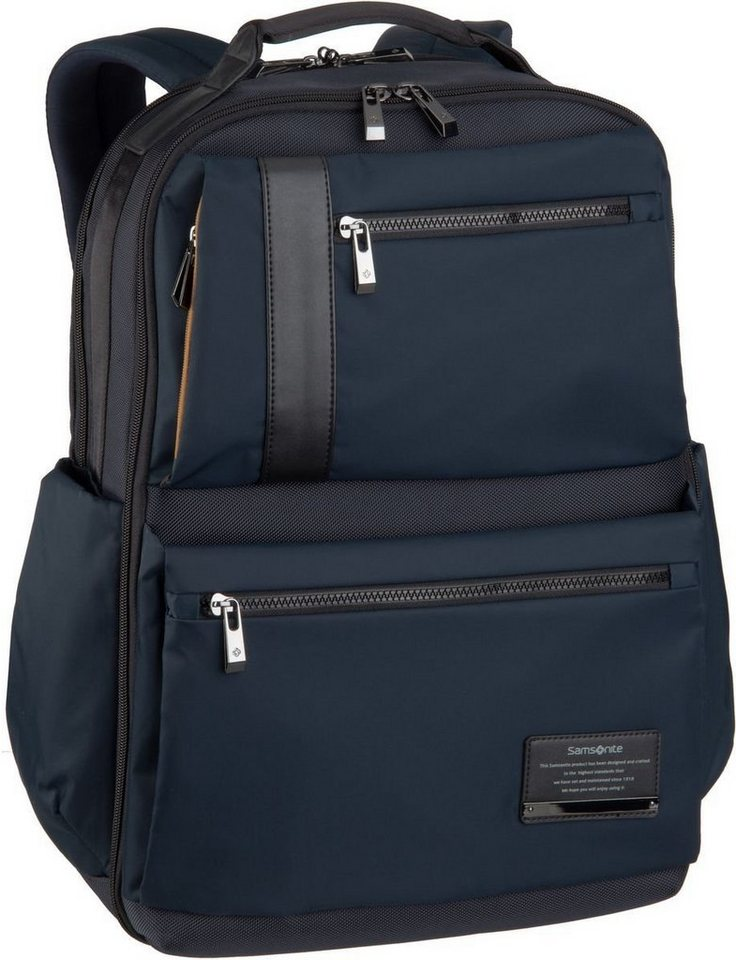 """Samsonite Openroad Weekender Backpack 17.3"""" in Space Blue"""