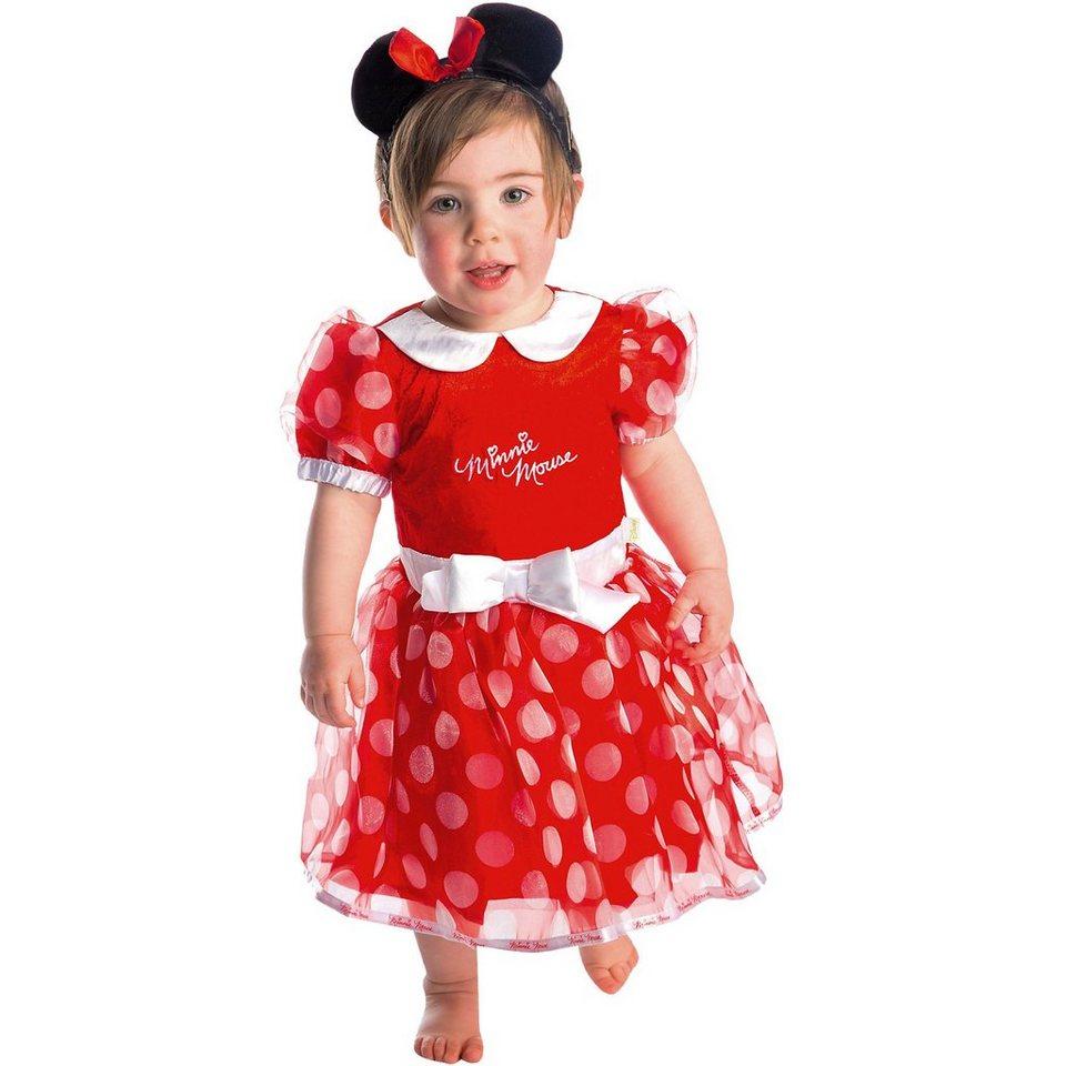 kost m minnie mouse red dress online kaufen otto. Black Bedroom Furniture Sets. Home Design Ideas