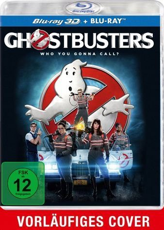 Blu-ray »Ghostbusters - Answer the Call (Blu-ray 3D,...«