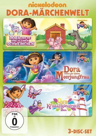 DVD »Dora-Märchenwelt (3 Discs)«