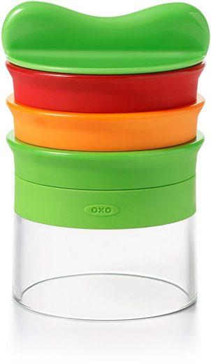oxo kitchen Spiralschneider, mit 3 Rezepten
