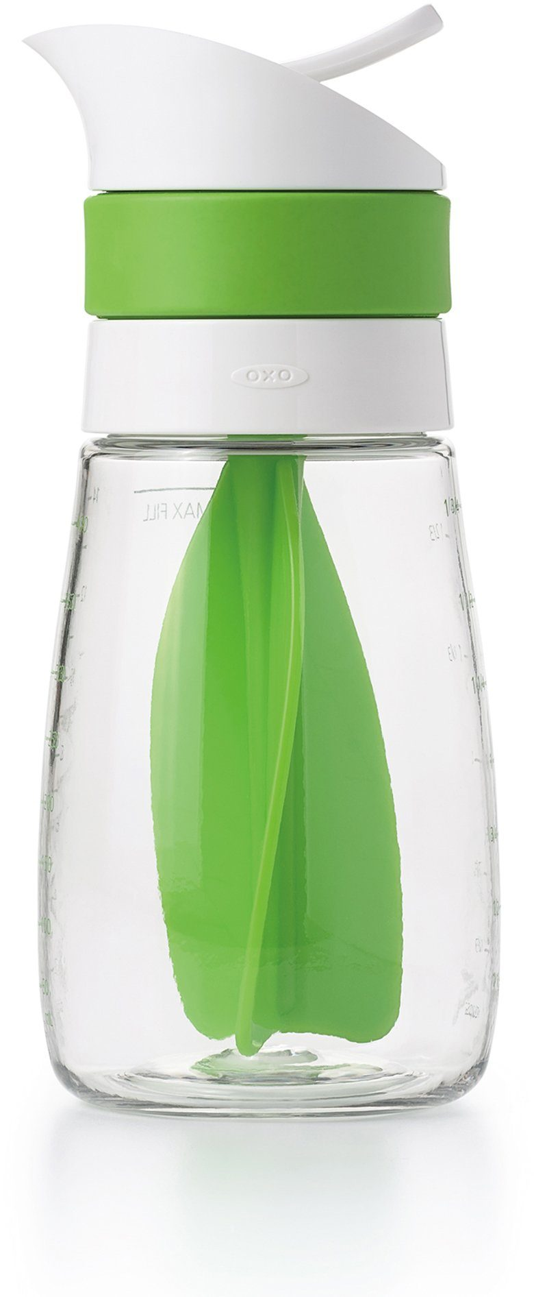 OXO Twist & Pour-Mixer für Salatdressing