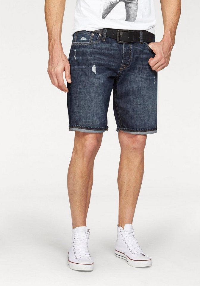 Jack & Jones Bermudas in dark-blue