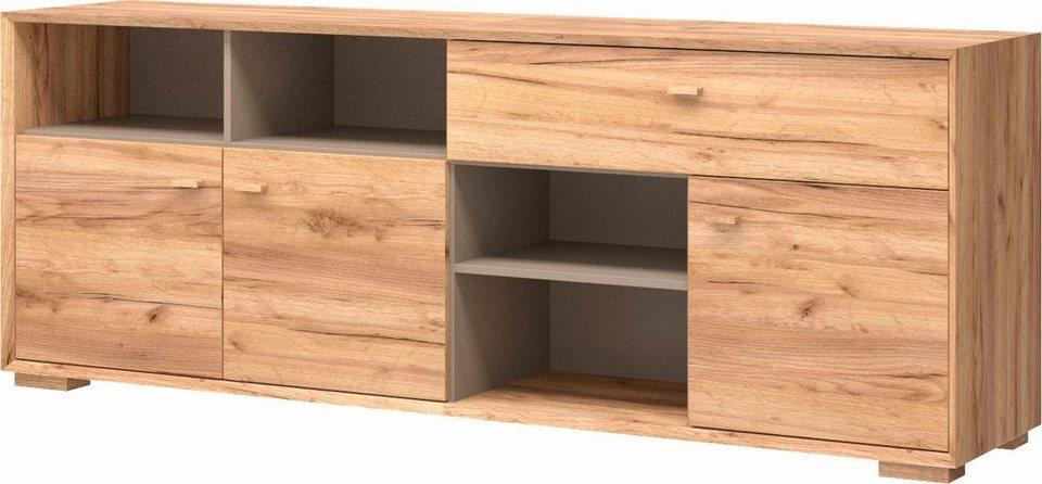 sideboard calvi breite 187 cm online kaufen otto. Black Bedroom Furniture Sets. Home Design Ideas