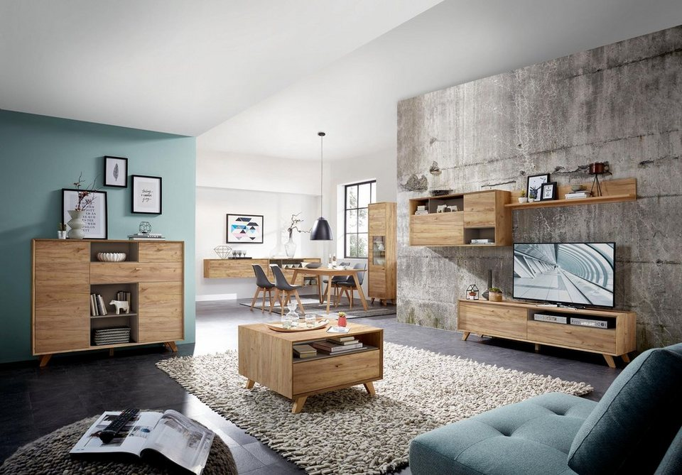 h ngeschrank calvi h he 67 cm online kaufen otto. Black Bedroom Furniture Sets. Home Design Ideas