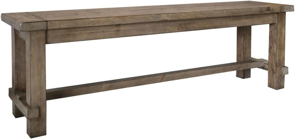 THE WOOD TIMES Sitzbank »Industrial«, Breite 140 cm