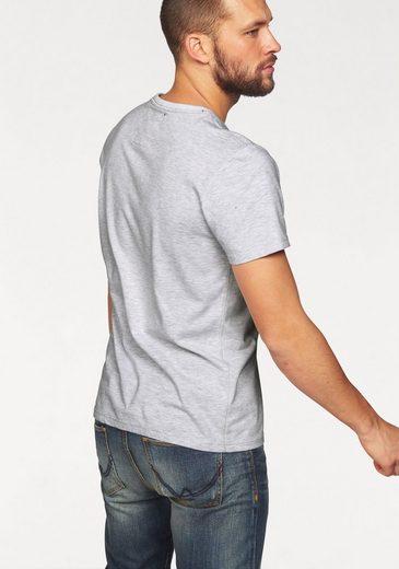 Superdry T-Shirt SHIRT SHOP FADE TEE