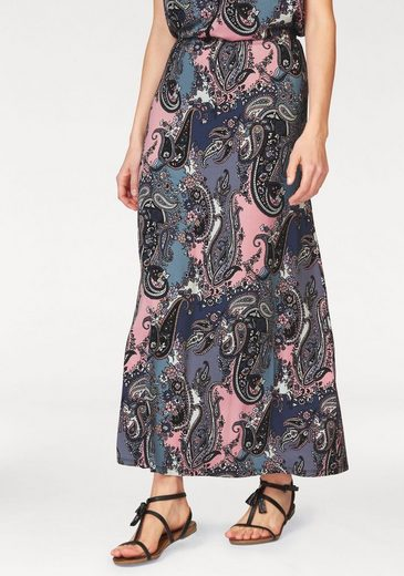 Boysens Maxi Skirt, In Soft, Flowing Jersey-ware