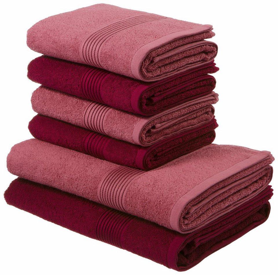 badetuch online kaufen badehandtuch duschtuch otto. Black Bedroom Furniture Sets. Home Design Ideas