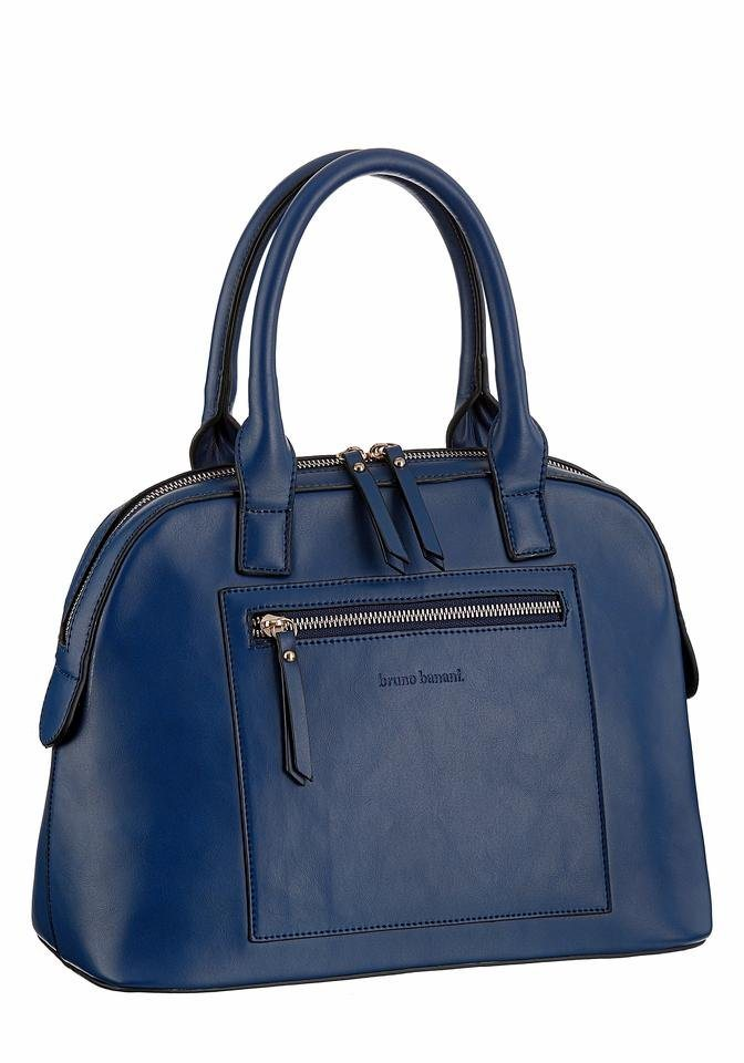 Bruno Banani Henkeltasche in navy