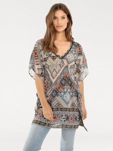 Bc Best Connections By Heine Print Tunic With Jeans